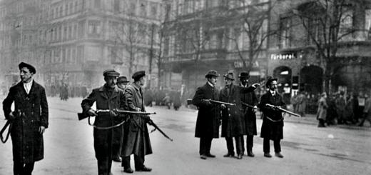 Spartachisti-armati-a-Berlino
