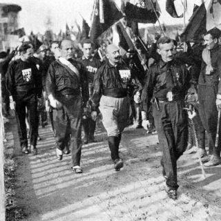 Squadrismo-Fascismo