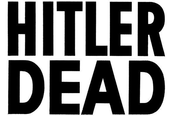 La morte di Adolf Hitler, 30 aprile 1945: il Fuhrer si suicida nel bunker