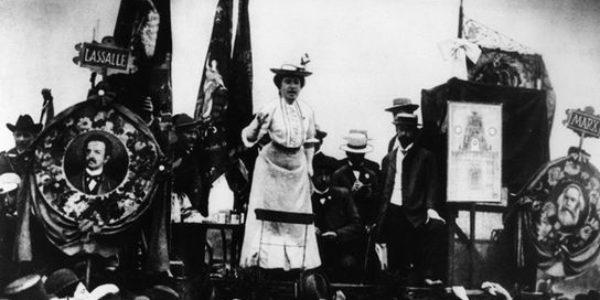 La morte di Rosa Luxemburg – 15 gennaio 1919