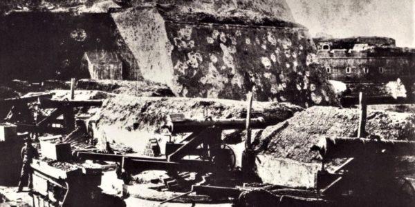 L'assedio di Gaeta, 13 febbraio 1861: Risorgimento