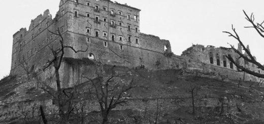 bombardamento Montecassino