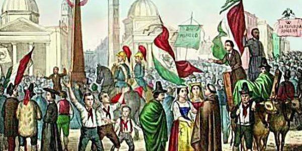 La nascita della Repubblica romana, 9 febbraio 1849