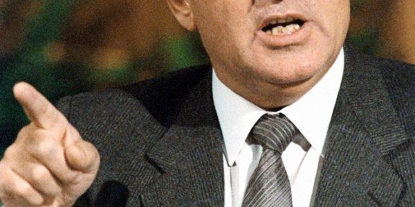 Michail Gorbačëv eletto segretario del PCUS, 11 marzo 1985