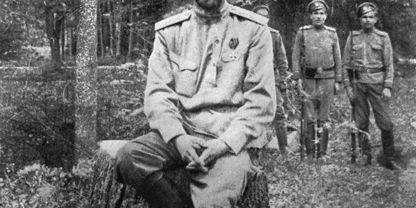 L'abdicazione di Nicola II Romanov, 15 marzo 1917