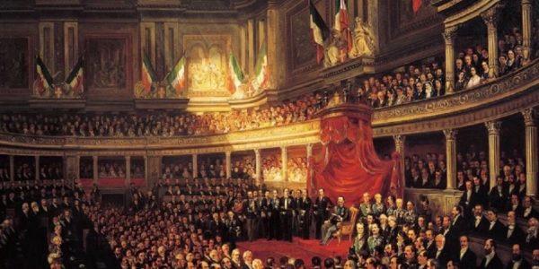 La nascita ufficiale del Regno d'Italia, 17 marzo 1861