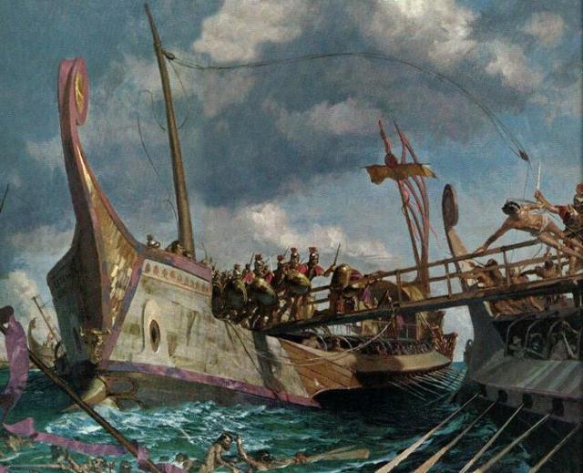 battaglia delle Egadi