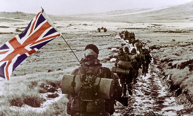 Guerra delle Falkland