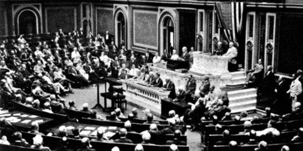 L'ingresso degli Stati Uniti nella Prima guerra mondiale