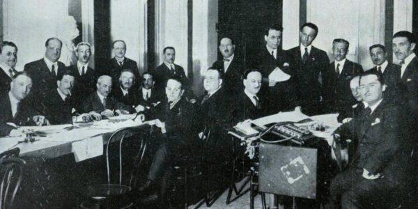 I fascisti vincono le elezioni politiche, 6 aprile 1924