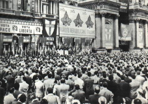 Comizi elettorali 1948
