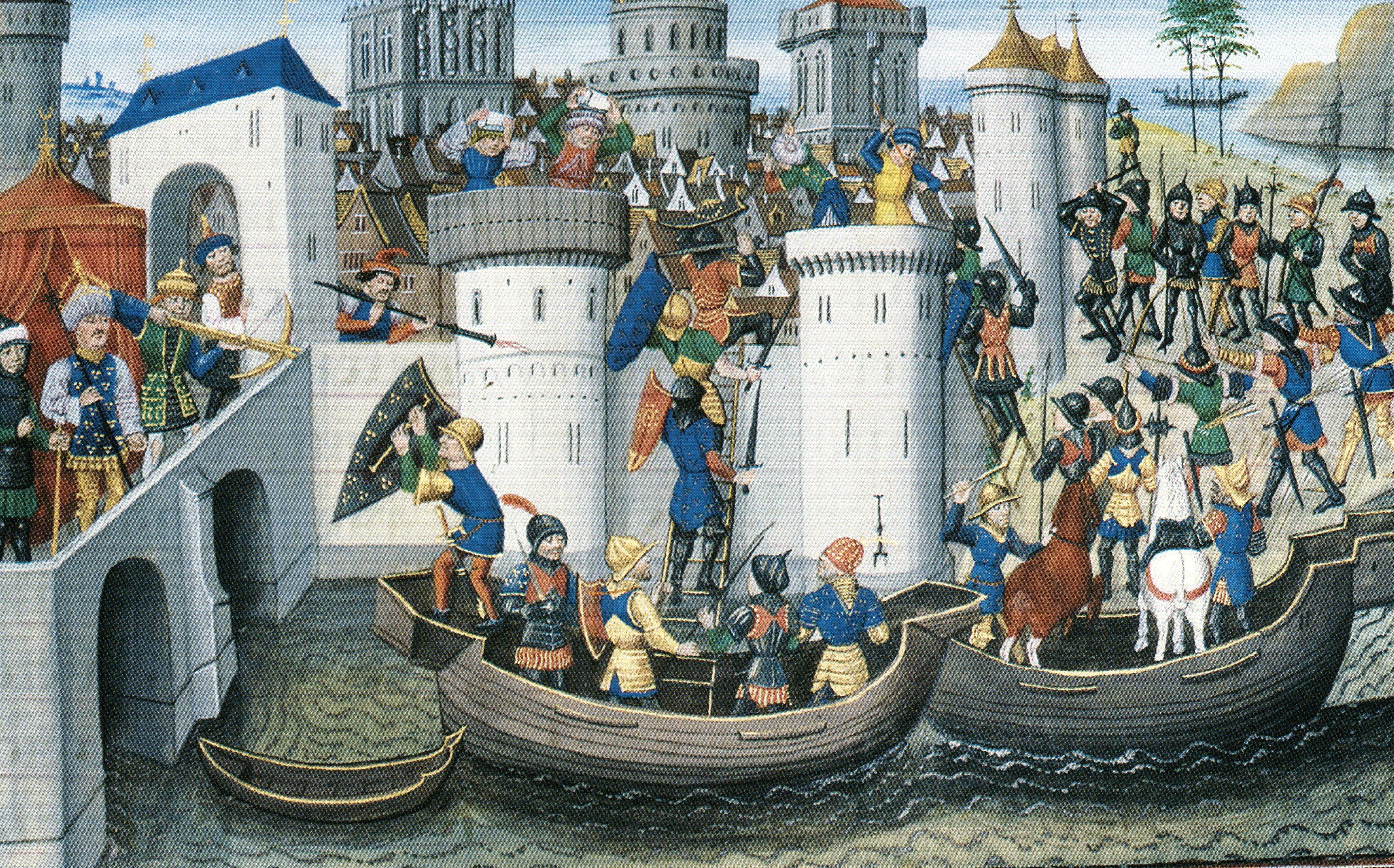 conquista-di-Costantinopoli