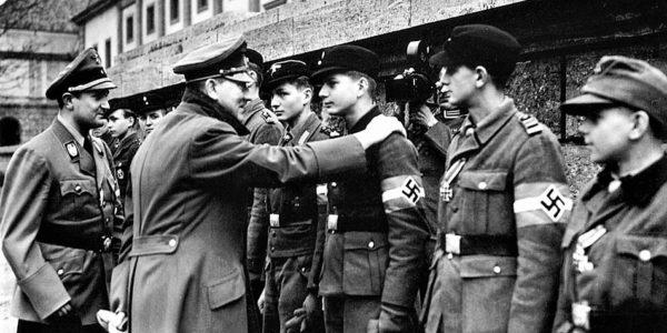Hitler: l'ultimo compleanno nel Bunker il 20 aprile 1945