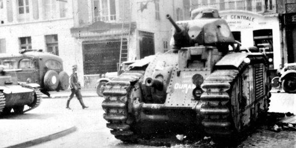 L'inizio della Campagna di Francia, 10 maggio 1940