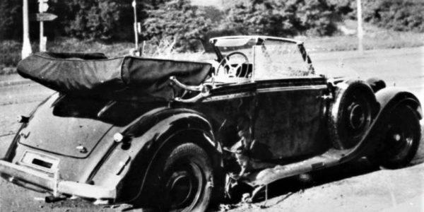 Operazione Anthropoid: l'attentato a Reinhard Heydrich – 27 maggio 1942