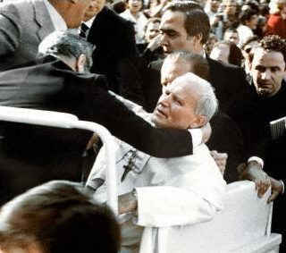 Attentato Giovanni Paolo II