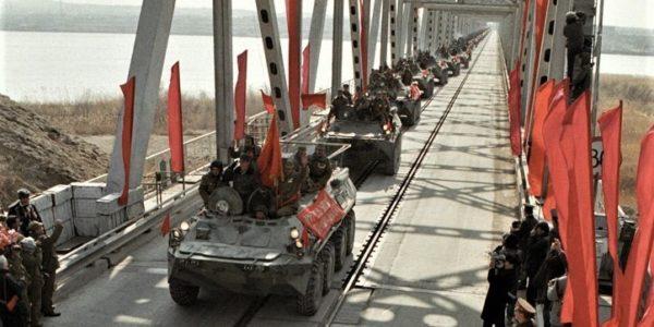Il ritiro dell'Armata Rossa dall'Afghanistan