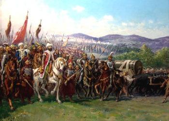 conquista di Costantinopoli di Maometto II