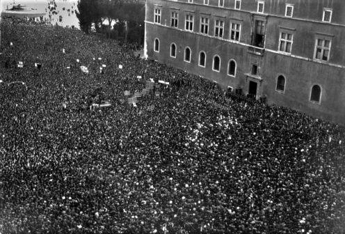 Entrata dell'Italia nella seconda guerra mondiale
