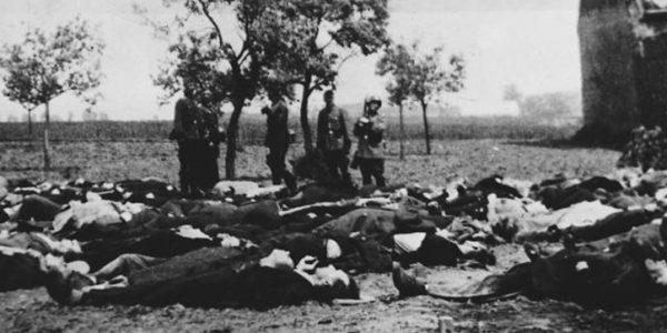 L'eccidio di Civitella e le stragi naziste in Val di Chiana