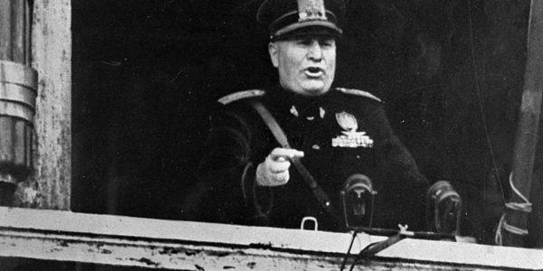 Mussolini, dichiarazione di guerra: 10 giugno 1940