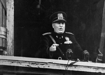 10 giugno 1940, dichiarazione di guerra