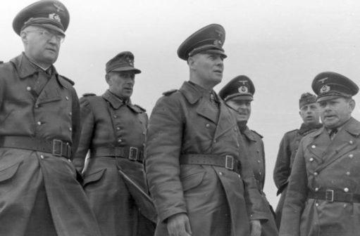 Erwin Rommel in Normandia