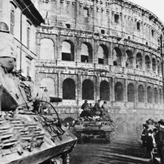 Liberazione di Roma 1944
