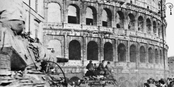 4 giugno 1944: la liberazione di Roma dal nazifascismo