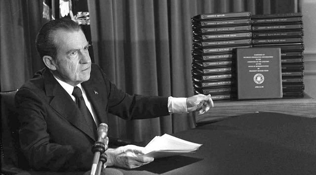 Watergate-Nixon