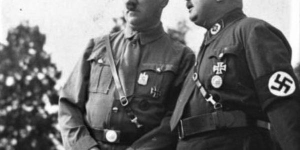 La notte dei lunghi coltelli: l'epurazione delle SA di Ernst Rohm