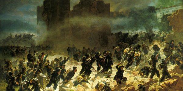 La breccia di Porta Pia, 20 settembre 1870: la presa di Roma
