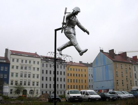 statua schumann berlino
