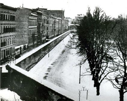 zollmauer berlino