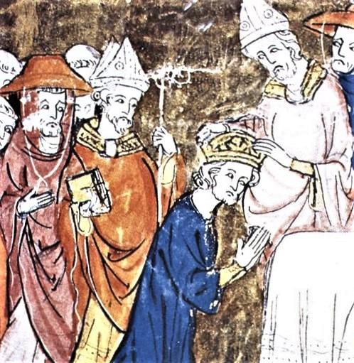 Incoronazione Carlo Magno