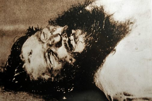 Rasputin-morte