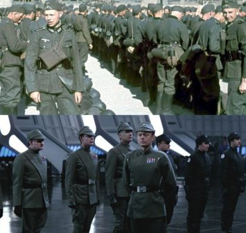 wermacht ufficiali imperiali star wars