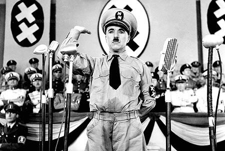 il grande dittatore chaplin