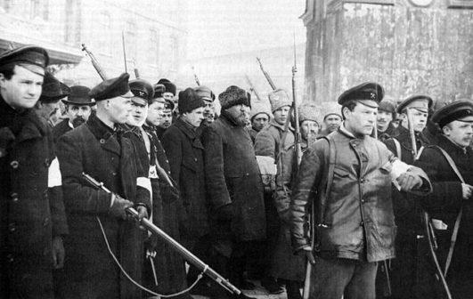 rivoluzione febbraio 1917