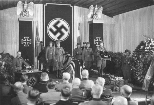 Funerale Erwin Rommel