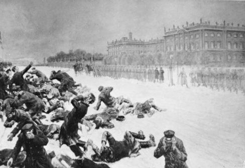 rivoluzione russa 1905