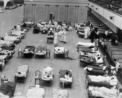 influenza spagnola oakland