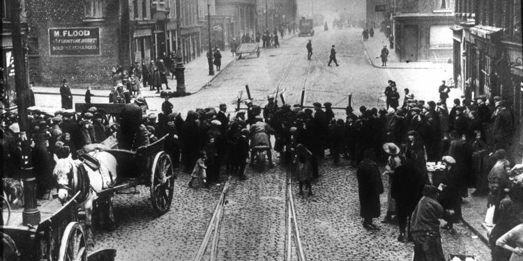 Rivolta di Pasqua 1916