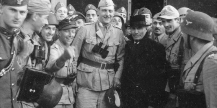Liberazione Mussolini