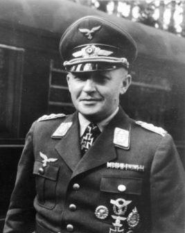 Generale Kurt Student