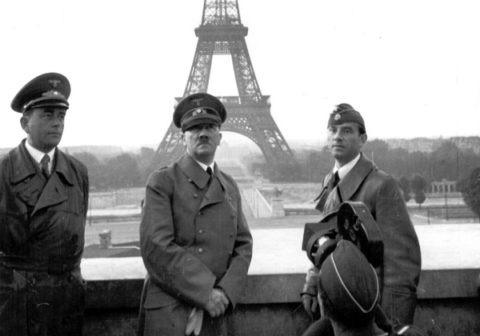 Hitler Tour Eiffel