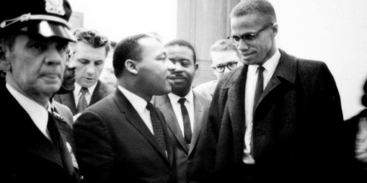 Martin Luther King Malcolm X