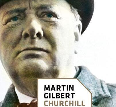 """copertina libro """"Churchill"""""""