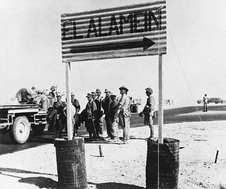 Battaglia di El Alamein