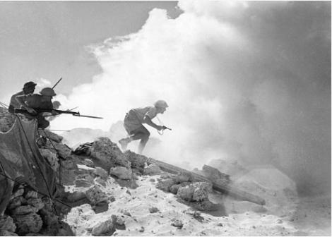 battaglia El Alamein